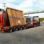 Transport of Doors for installation in Dublin