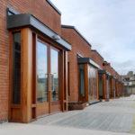 Series of External timber doors & frames