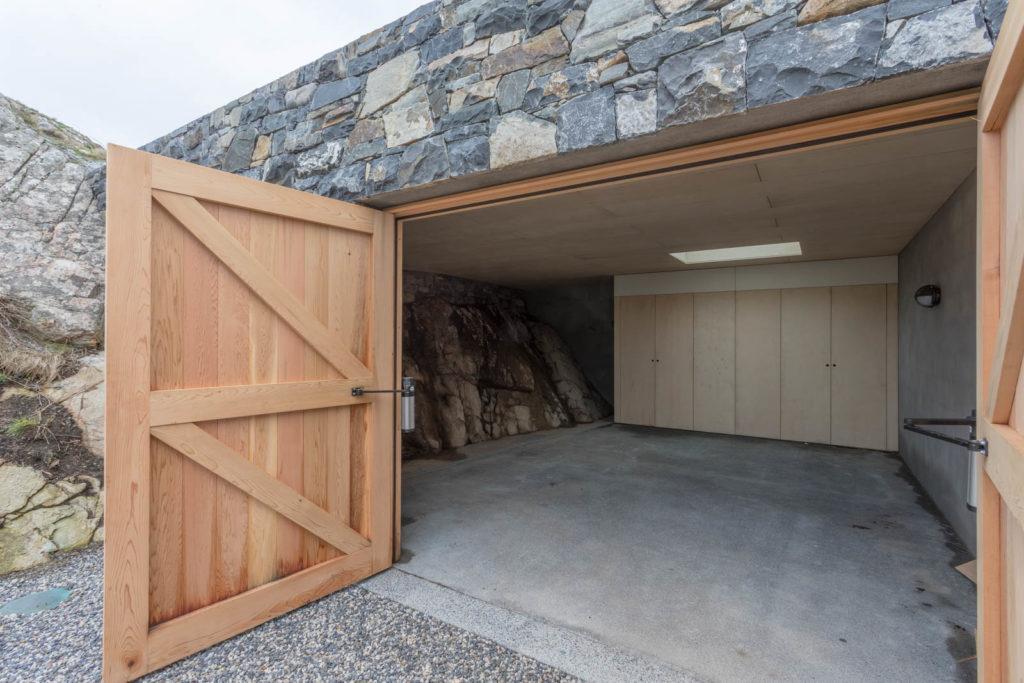 Ledged & Braced Sheeted External Garage Doors
