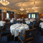 George V Restaurant: Wall Panelling